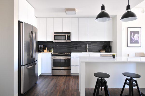 clean kitchen image